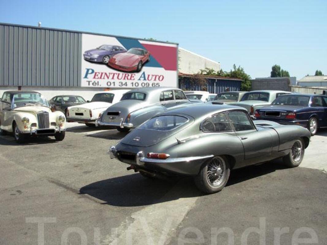 PEINTURE COMPLETE Jaguar, Mercedes, Audi, BMW… ; 1290€* 13471107