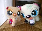 Peluche pet shop