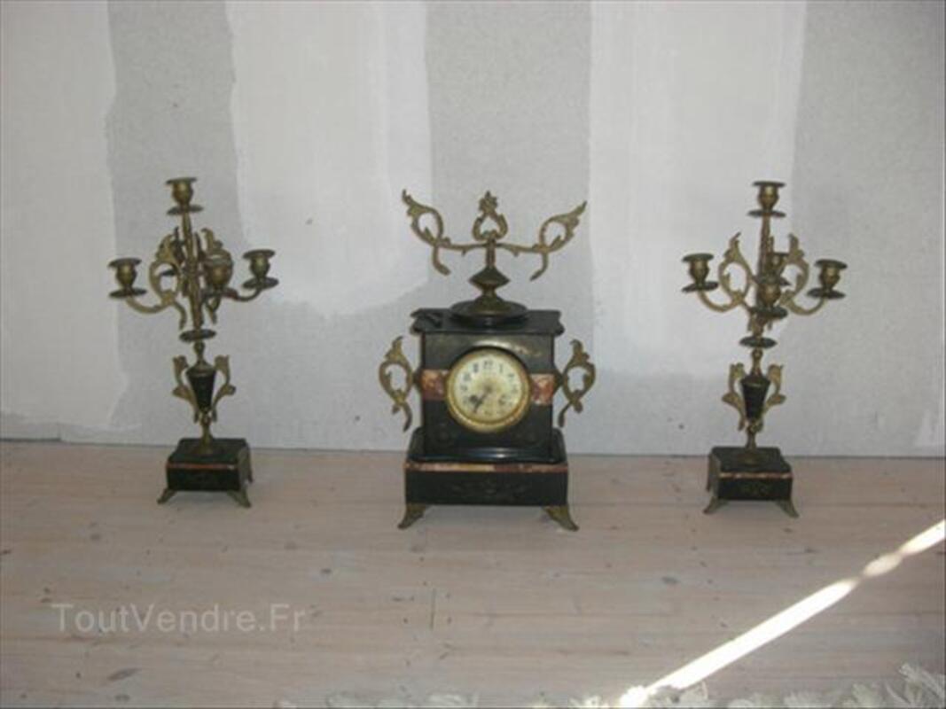 Pendule ancienne style Napoléon III 64428574