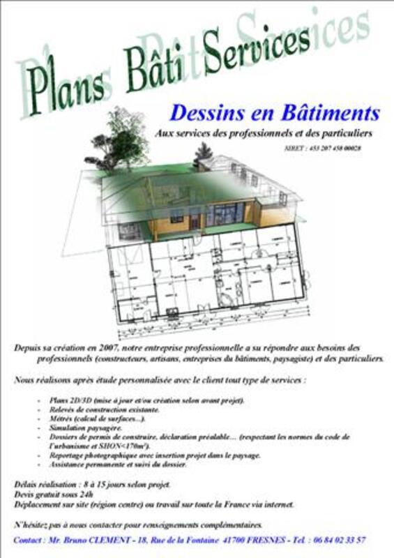 Permis de construire - plans de maison 2D/3D 34901236