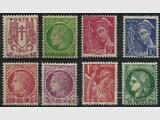 Petit lot timbres 1939-1945 Neuf **