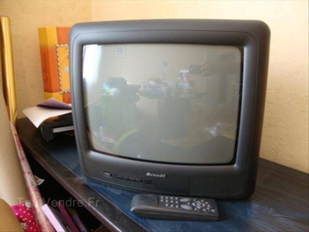 Petite Télévision couleur BRANT 36 cm 56426122