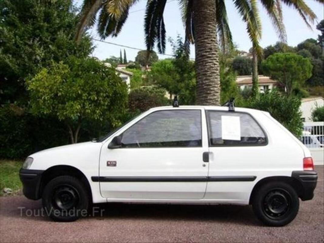 Peugeot 106 Version  (2) 1.0 kid 3p 64440369