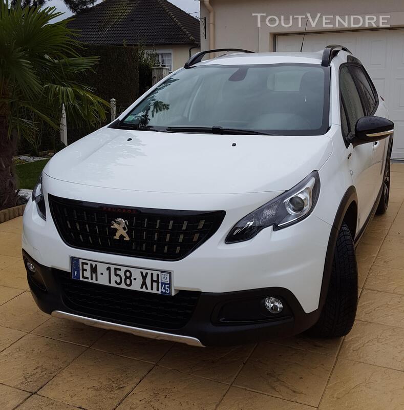 Peugeot 2008 pure.tech 110 ch gt line 337388611