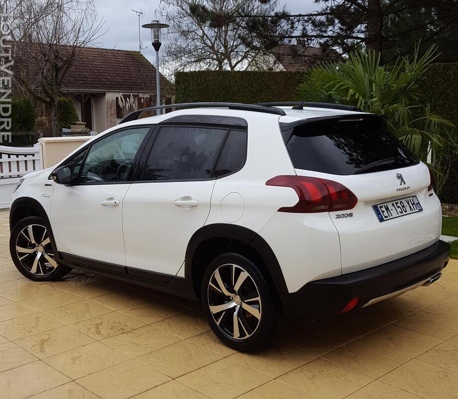 Peugeot 2008 pure.tech 110 ch gt line 337388647