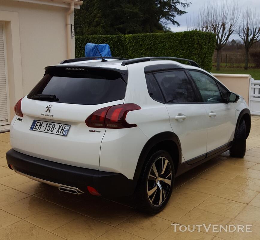 Peugeot 2008 pure.tech 110 ch gt line 337388809