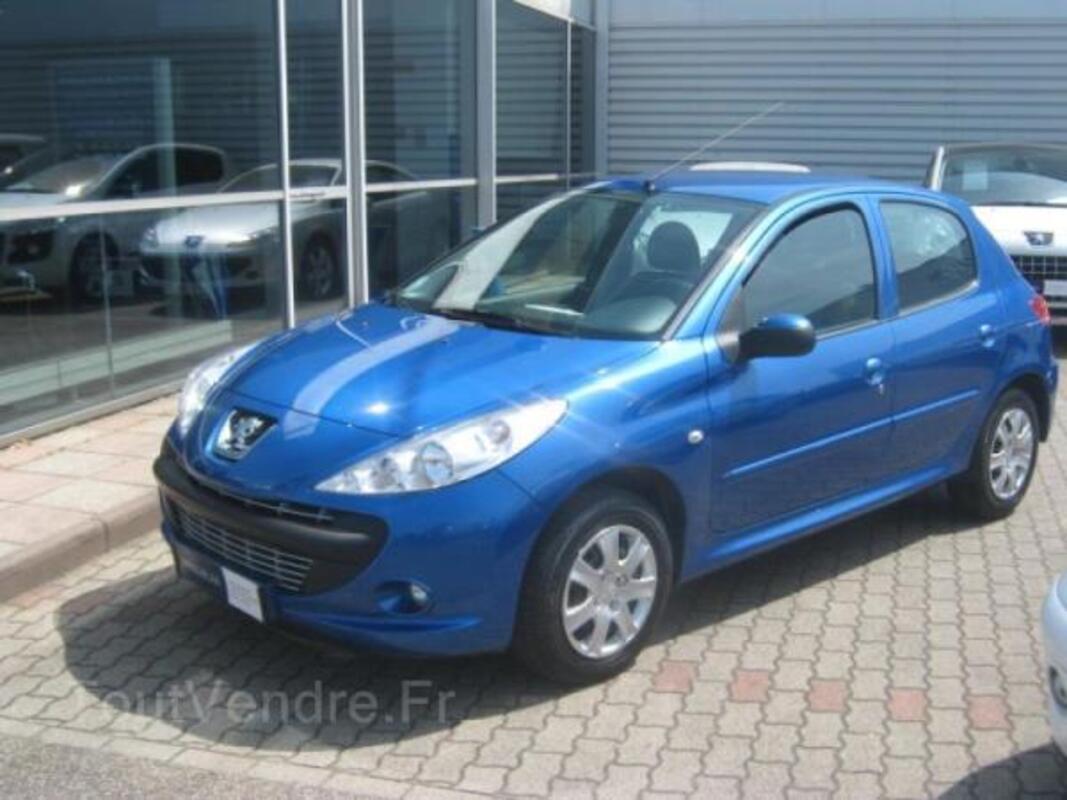 PEUGEOT 206 + 1.1 Trendy 5p + 1200€ bons carburant OFFERT 40588058