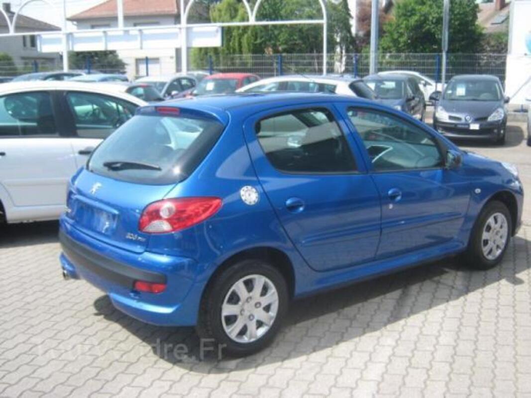PEUGEOT 206 + 1.1 Trendy 5p + 1200€ bons carburant OFFERT 40588065