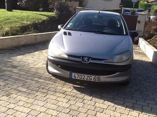 Peugeot 206 1.4l essence