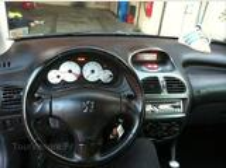 Peugeot 206 1.6 HDI FAP 110, 2005, 105000km, très bonne