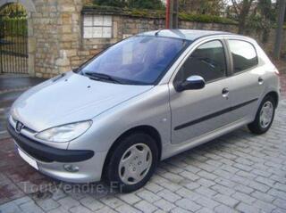 Peugeot 206 // 2004 // 98000 // 2900euros
