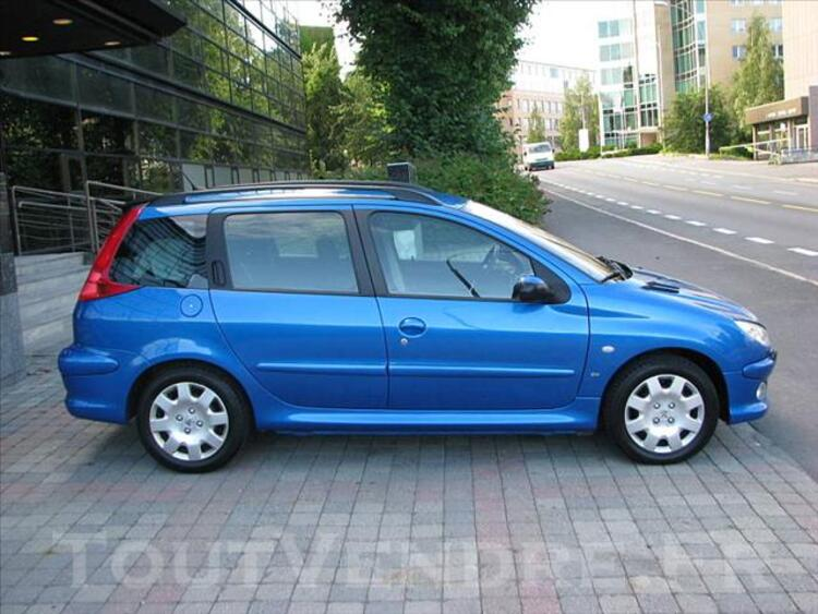Peugeot 206 SW 2.0 HDI 90 Ch finition XS 74572559
