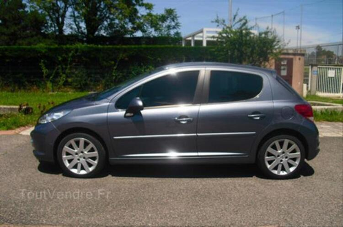 Peugeot 207 hdi 90 ch 87911836