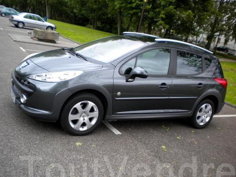 PEUGEOT 207 SW 1.6 HDI 90 OUTDOOR 39193375