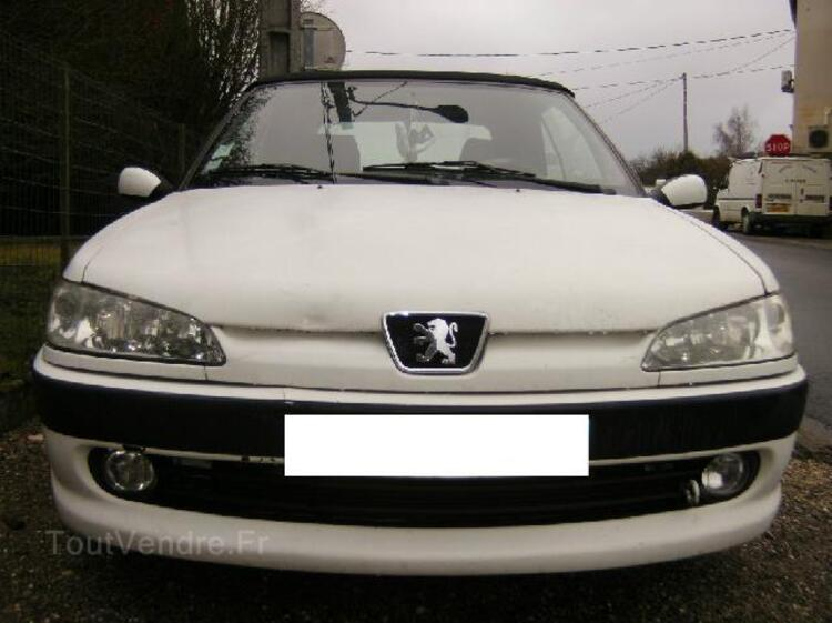Peugeot 306 cabriolet - échange possible 93612082