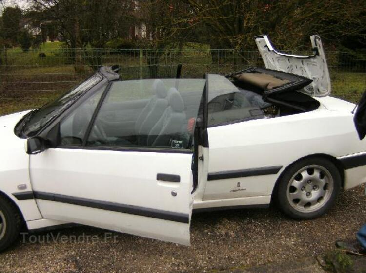 Peugeot 306 cabriolet - échange possible 93612083
