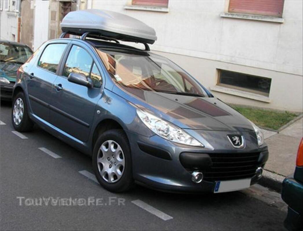 Peugeot 307 EXECUTIVE 1.6 16S HDI  5P 5CV fiscaux 90CV 45830342
