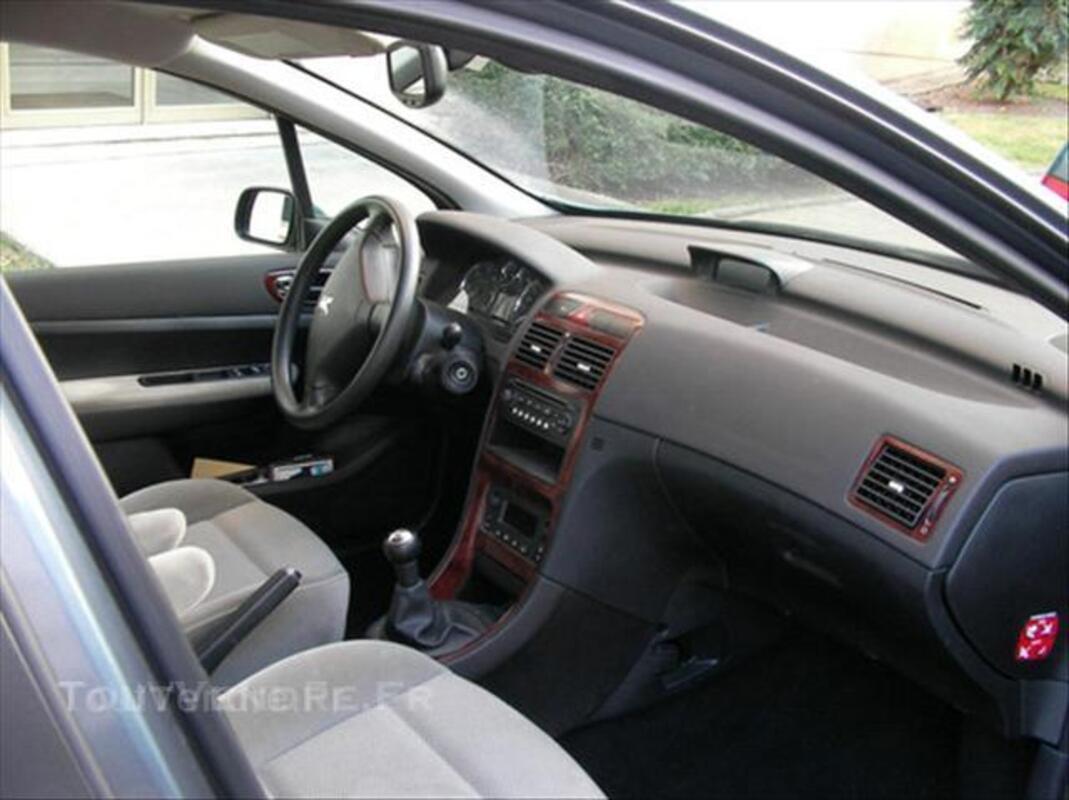 Peugeot 307 EXECUTIVE 1.6 16S HDI  5P 5CV fiscaux 90CV 45830343