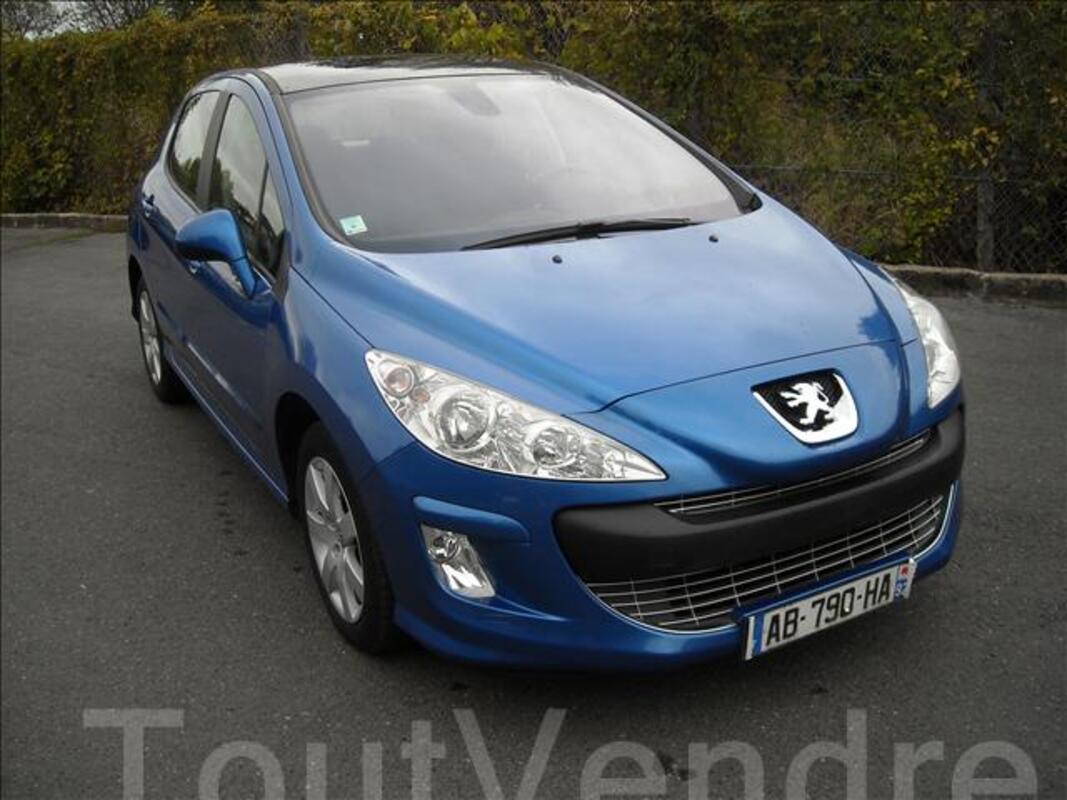 Peugeot 308 1.6 HDI 110ch auto/sequetiel/palette 68612021