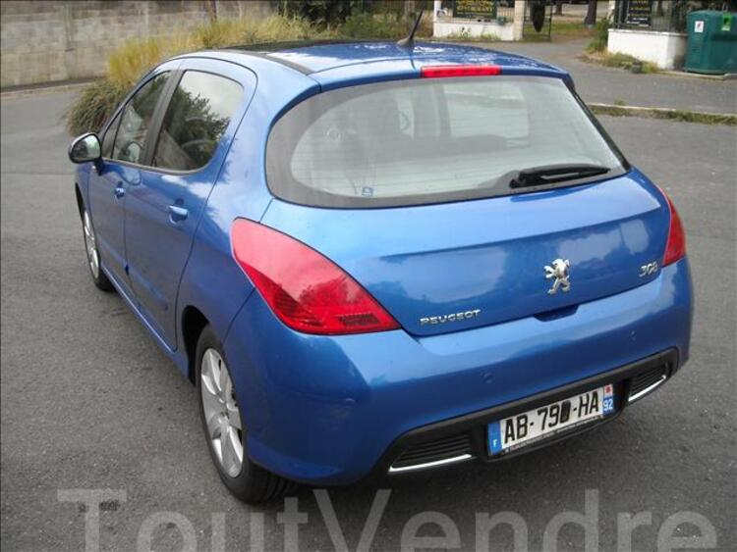 Peugeot 308 1.6 HDI 110ch auto/sequetiel/palette 68612265