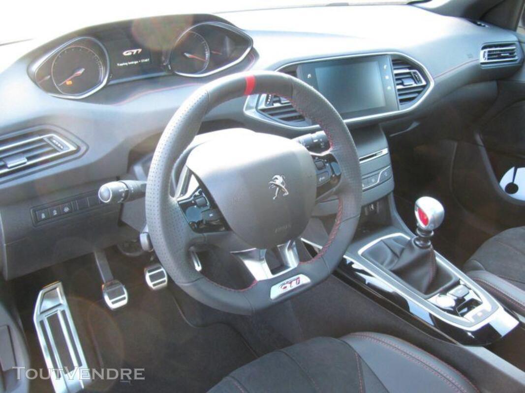 PEUGEOT 308 1.6 THP(272ch)BM6 GTi suréquipée Toit Pano.Hi-Fi 331700809