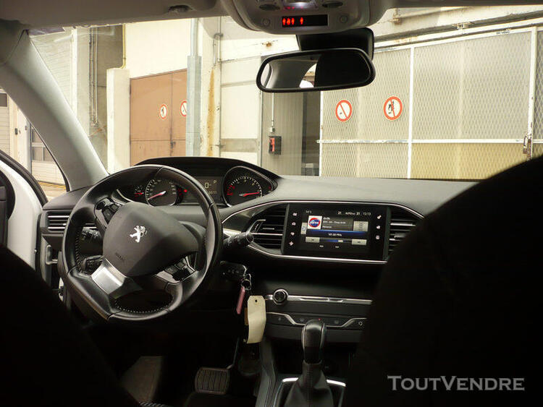 Peugeot 308 SW 1.6l BLUEHDI 120 ALLURE EAT6 674228068