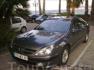 Peugeot 607 2.2 HDI PREMIUM PACK BVA GPS