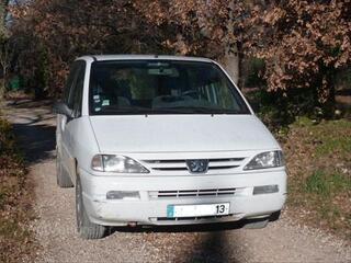 Peugeot 806 essence 2l