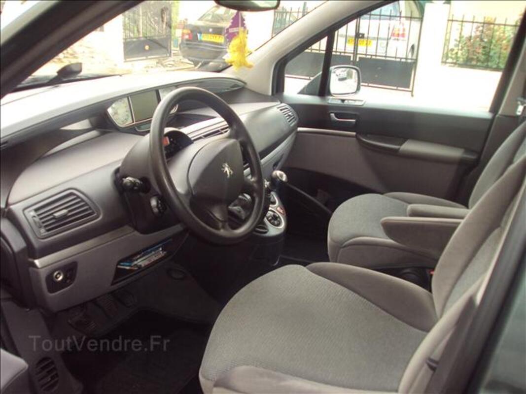 Peugeot 807 navtech 2.2 L Hdi 130cv toutes options 11092