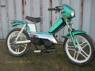Peugeot cyclo mob 103 spx epoque mobylette motobecane