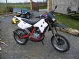 Peugeot xp6 super motard