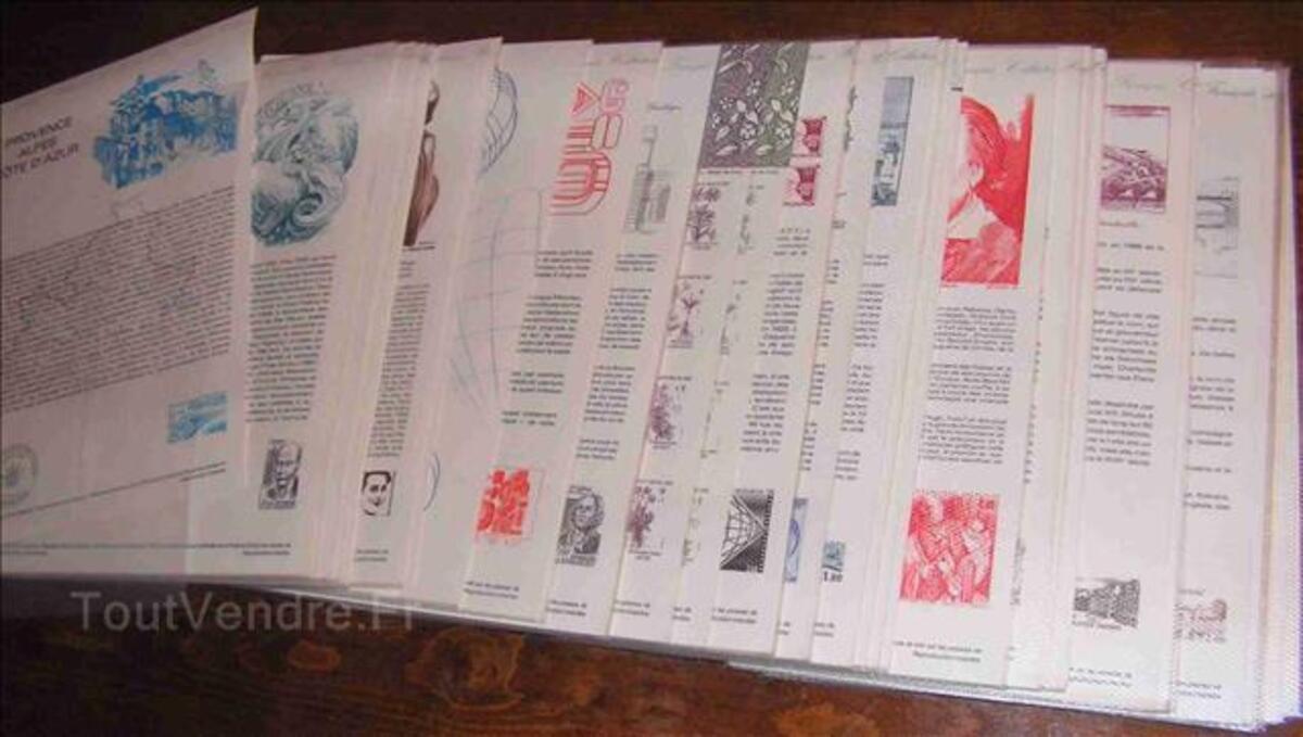 Philatélie collection historique du timbre poste non reliée 91644185