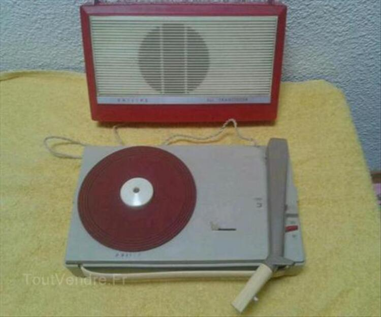 PHILIPS AG 4000. Electrophone - tourne-disque (collection) 73112808