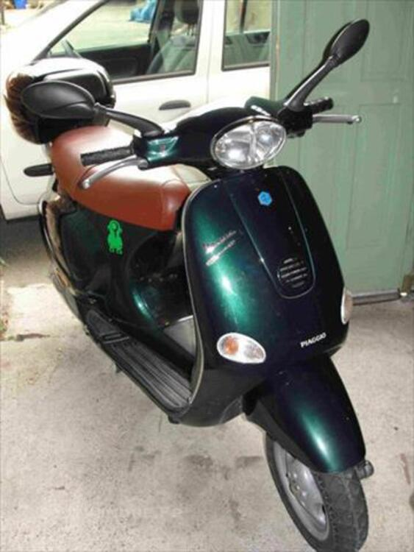 Piaggio Vespa ET4 125 - A saisir ! 85580660