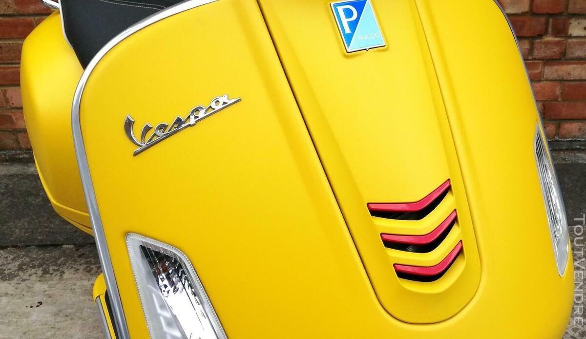 Piaggio Vespa GTS 125 2018 642272803