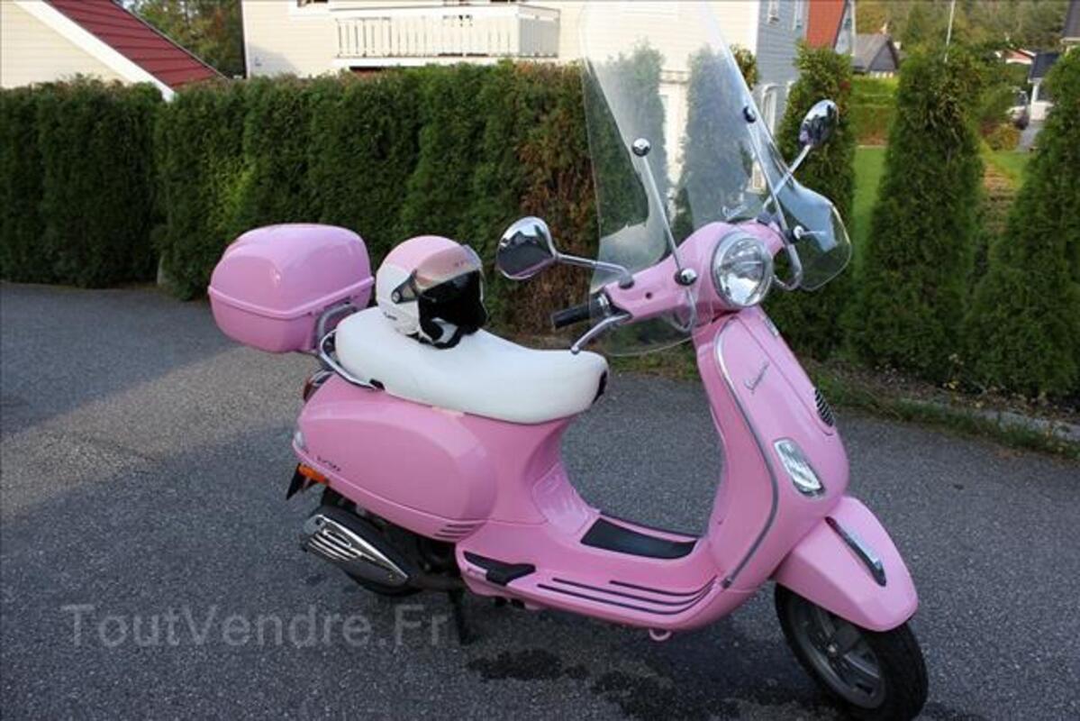 Piaggio VESPA LX50 4T ROSA 95462936