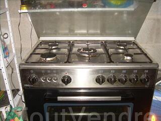 Piano de cuisson 5 feux gaz