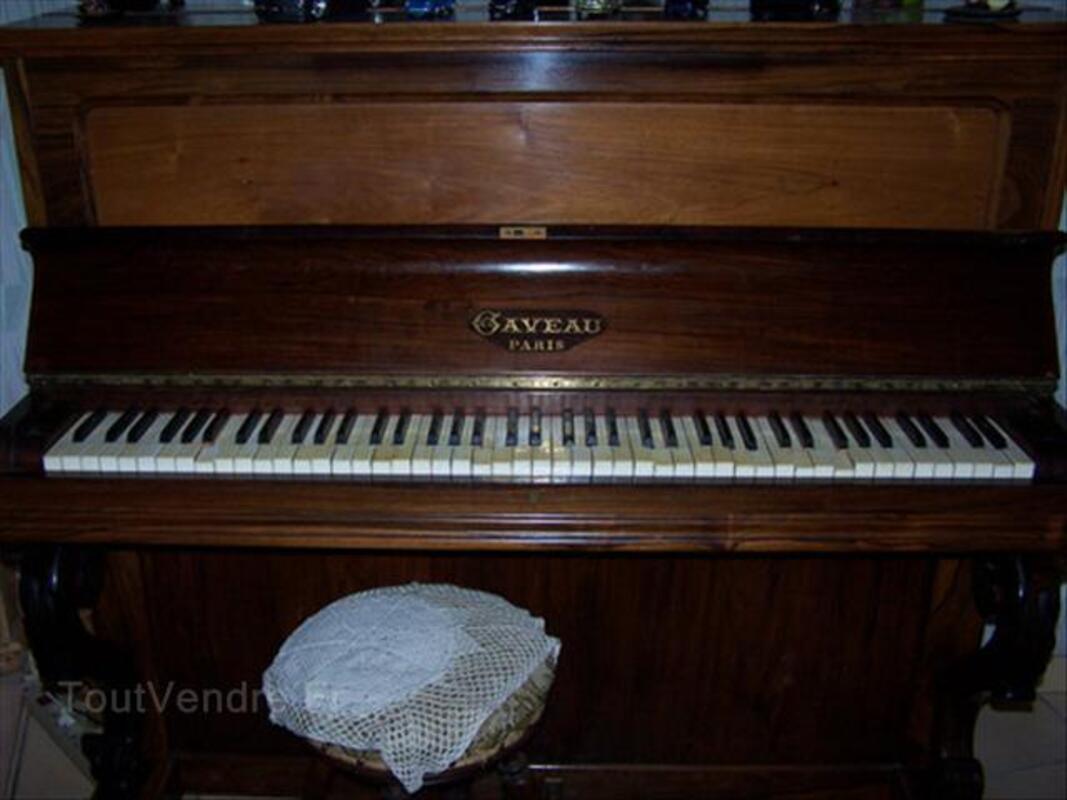 """Piano droit """" GAVEAU PARIS """" 64606386"""