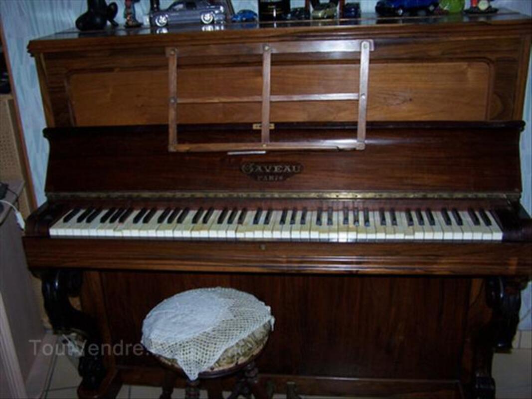 """Piano droit """" GAVEAU PARIS """" 64606387"""