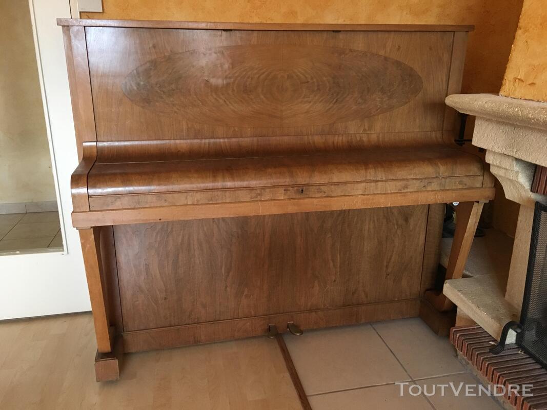 Piano droit Henri Herz état impeccable 154018438