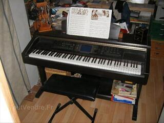 PIANO ELECTRONIQUE YAMAHA CVP 203