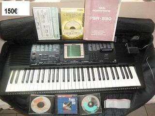 Piano Electronique Yamaha