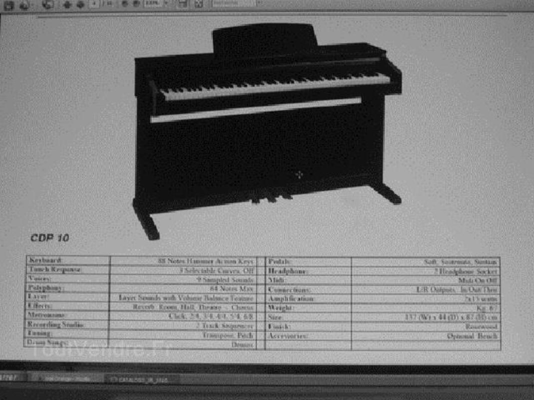 Piano numerique 88 notes ORLA CDP10  NEUF promo!!!!! 94720461