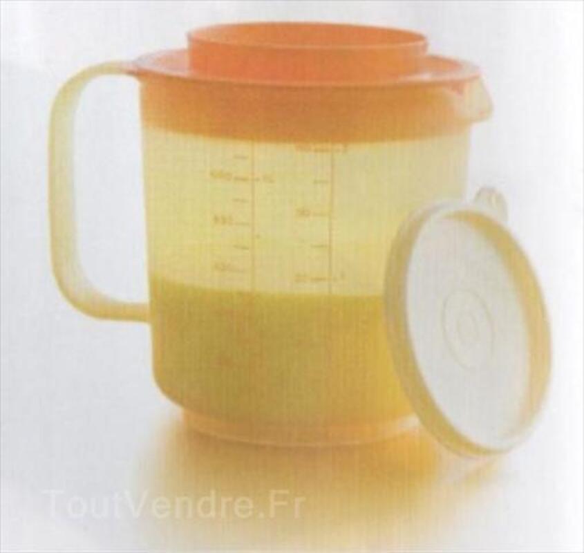 Pichet 1 litre neuf tupperware collector car  non vendu 55935379