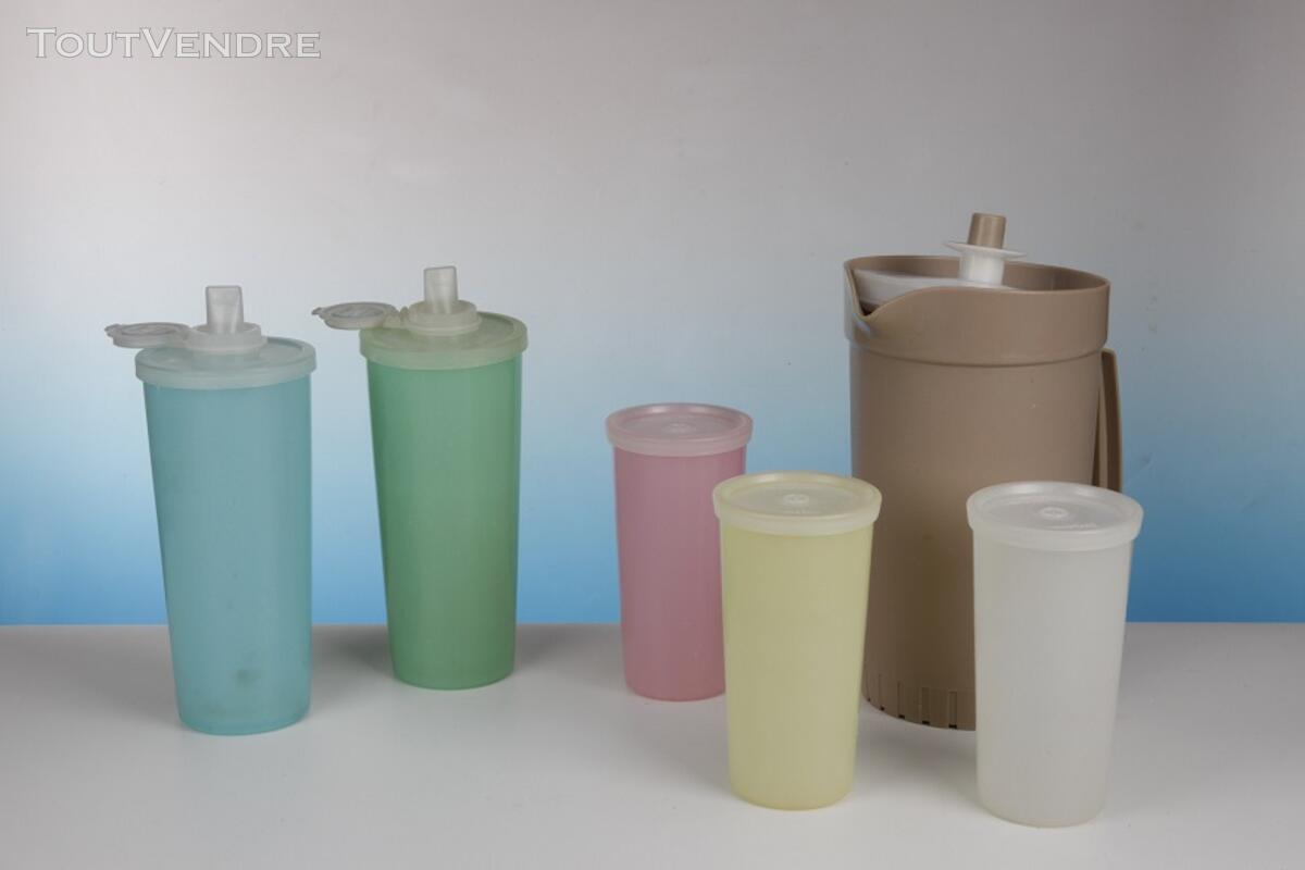 Pichet, verres, shakers Tupperware 108912270