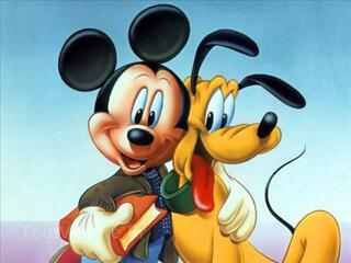 Picsou geant mickey