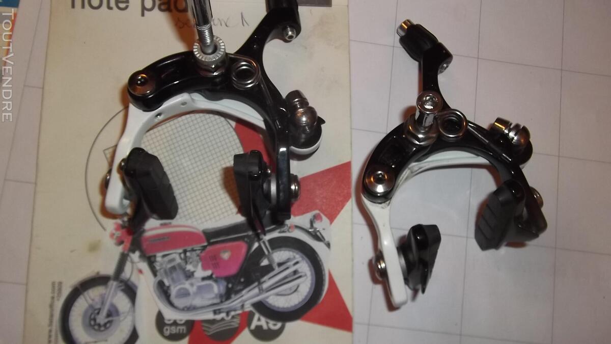 Pièces de vélo pédalier manette déraille freins shimano 614712070