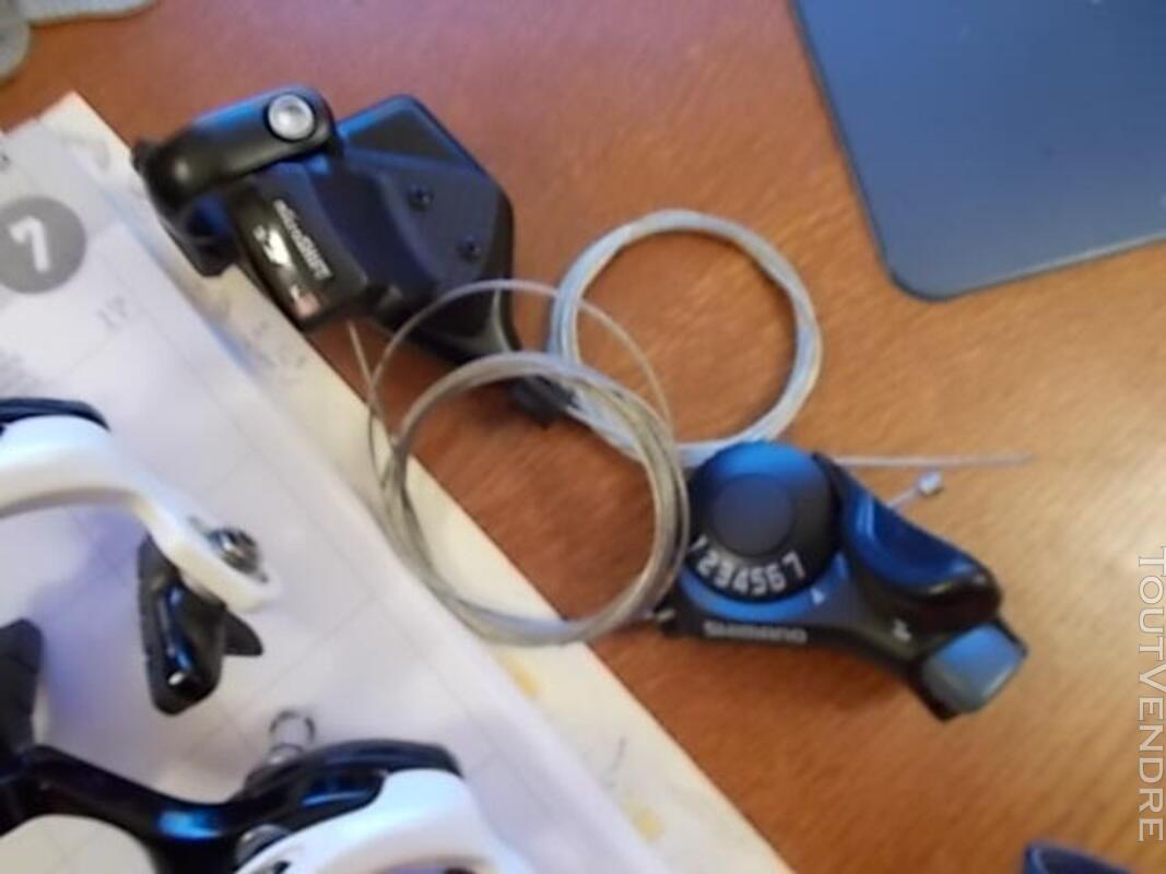 Pièces de vélo pédalier manette déraille freins shimano 614712082