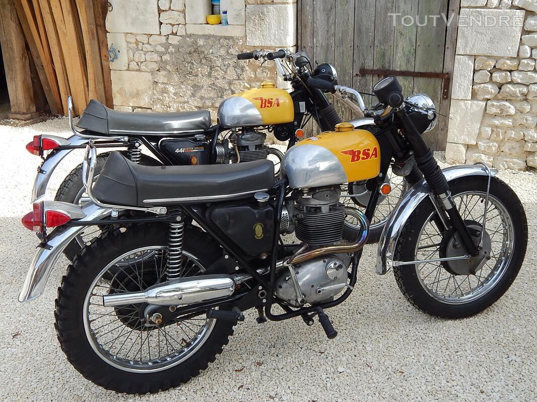 Pièces Neuves Motos Anglaises BSA Triumph Norton 412517324