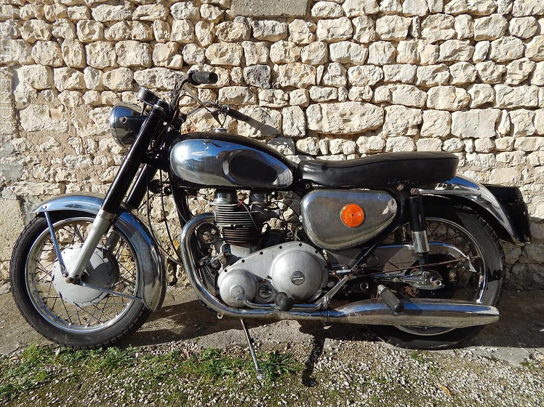 Pièces Neuves Motos Anglaises BSA Triumph Norton 412517405